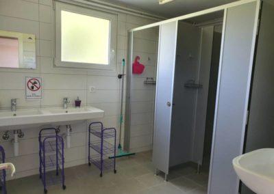 Rénovation des douches femme